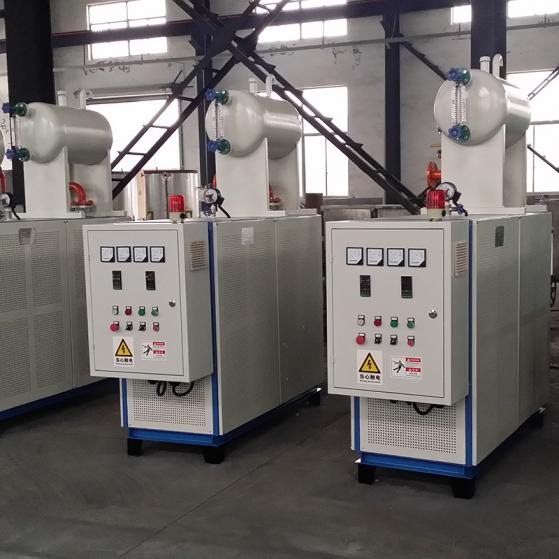 周至名优猕猴桃有限公司采购我司一台30kw电加热导热油炉厂家