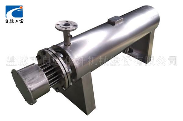 不锈钢管道加热器