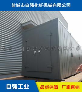 烤漆烘干房生产厂家 金属件烘房电加热高温烘干房