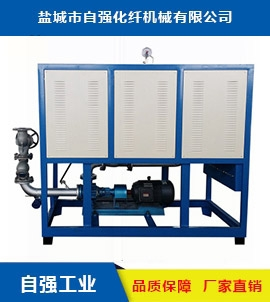 莆田防爆型导热油炉加热器60kw定制煤改电