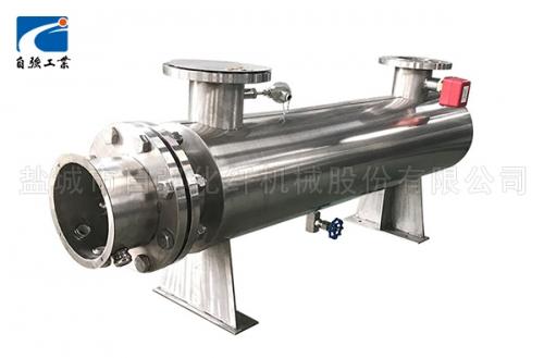 大型管道加热器